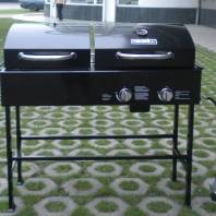 Barbeque- charcoal 2 burner